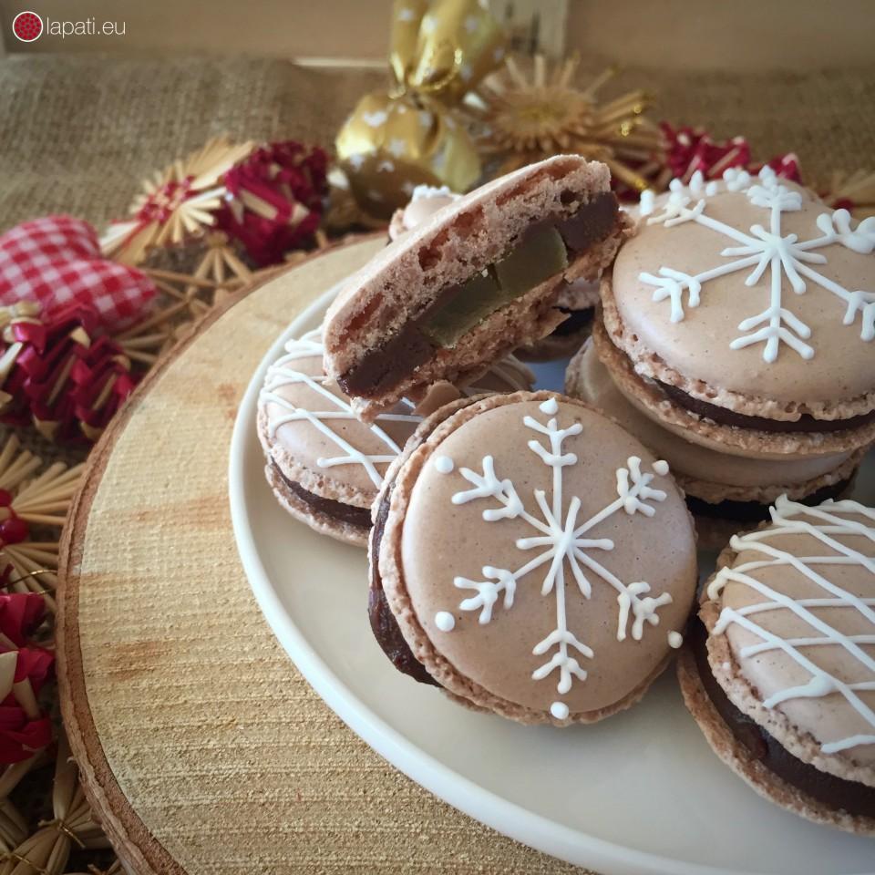 GingerbreadMacarons.5
