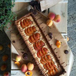 Gebackene Marillentarte – Aprikosen und Marillen auf dem Prüfstand
