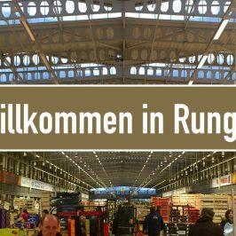 Marché Rungis – Großmarkt der Superlative