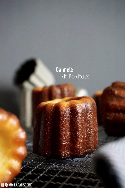 Ich liebe diese kleinen Küchlein: Französische Cannelé de Bordeaux. Einfach und schnell in der Zubereitung.