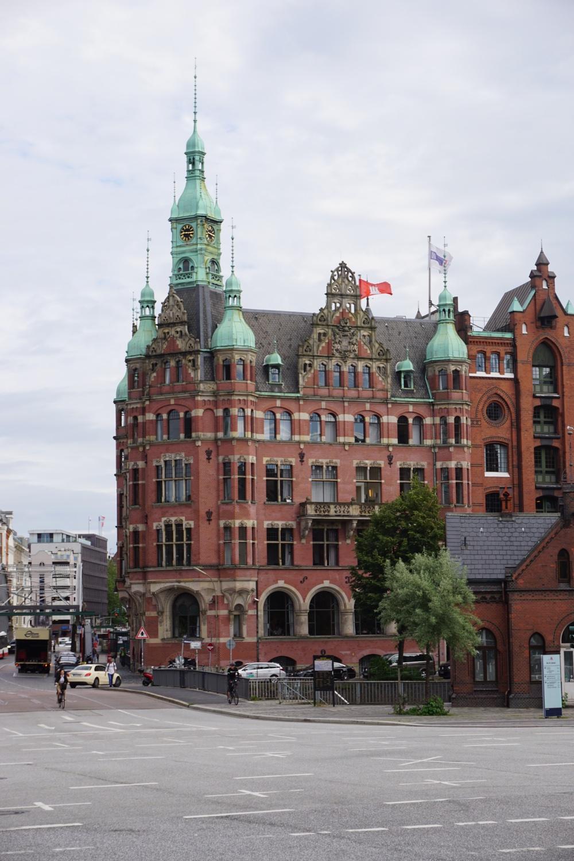 Klar sind nicht alle Ecken schön, aber doch schon auffällig viele in Hamburg.
