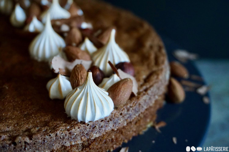 Kein Kuchen erinnert mich so sehr an meine Kindheit wie die Persianer Torte.