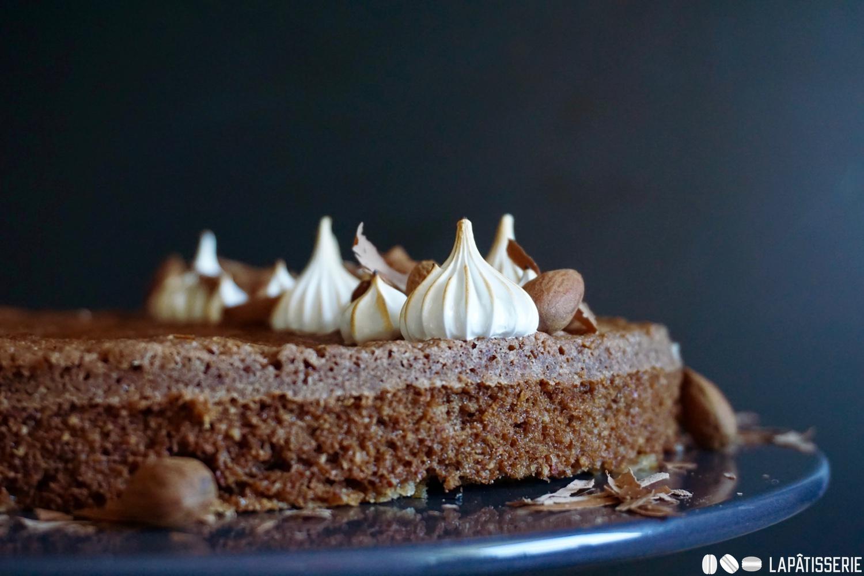 Das Dekor ist meine Weiterentwicklung der wunderbaren Torte.