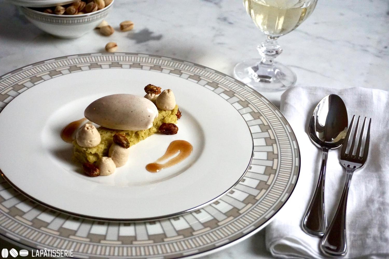 So muss ein Dessert im Orient Express aussehen oder nicht?